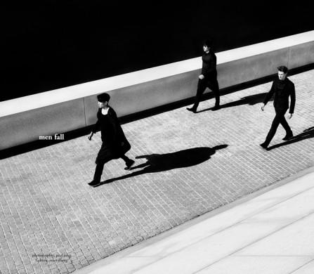 Photographer / Paul Jung Stylist / Raytell Bridges