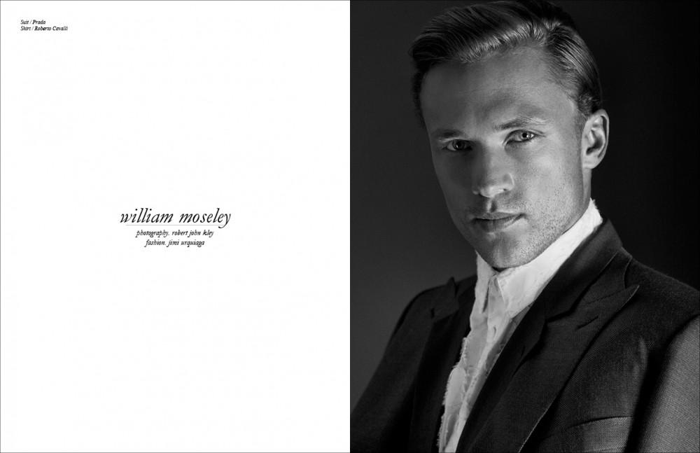 Suit / Prada Shirt / Roberto Cavalli