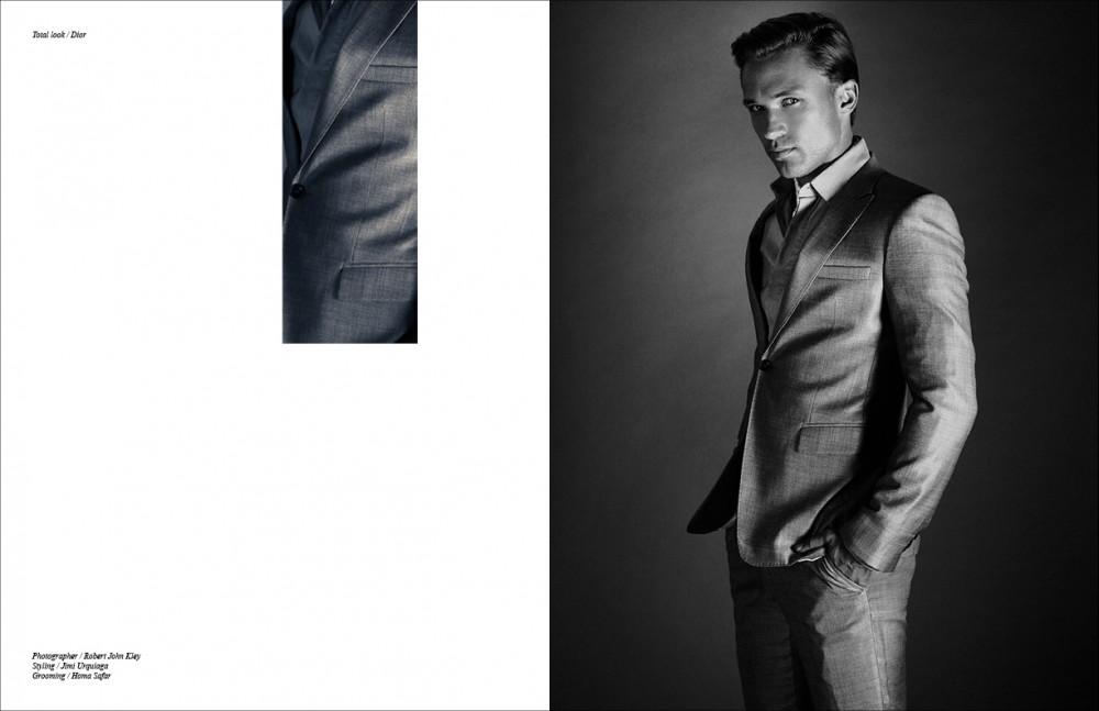 Total look / Dior