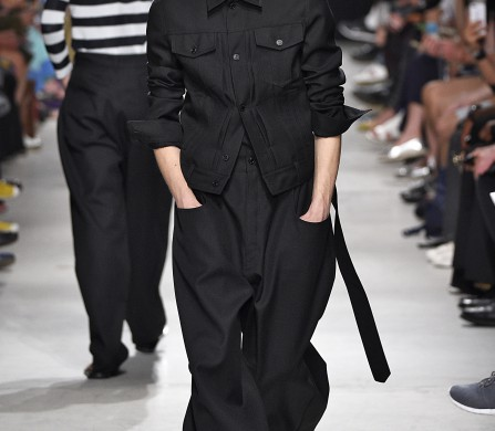 Juun J Paris Menswear Spring Summer 2016 - June 2015