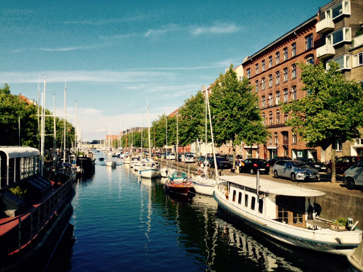 Christianshavn District