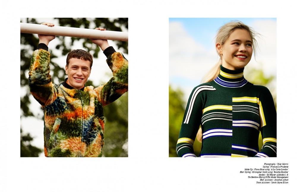 Shirt & Jacket / Kenzo Opposite Polo Dress / Kenzo