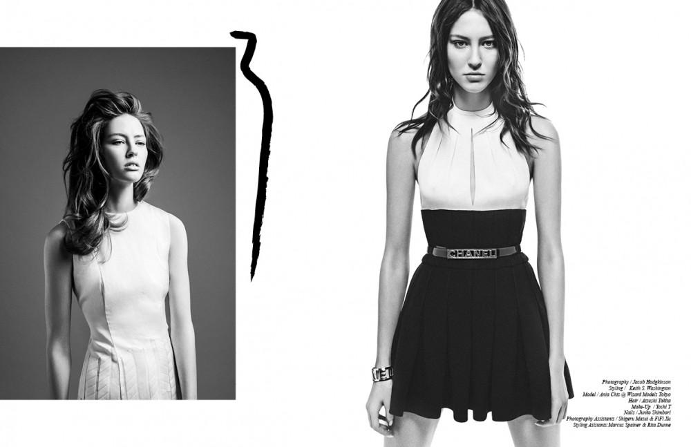 Dress / BOSS Opposite Dress, belt and bracelet / Chanel