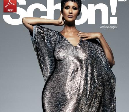 Schon_Magazine_29_IMAN_Cover12 crop
