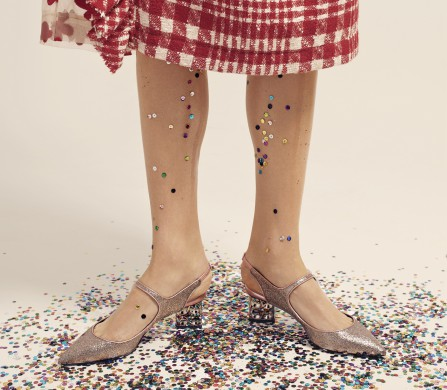 Dress / Simone Rochas Shoes / Nicolas Kirkwood