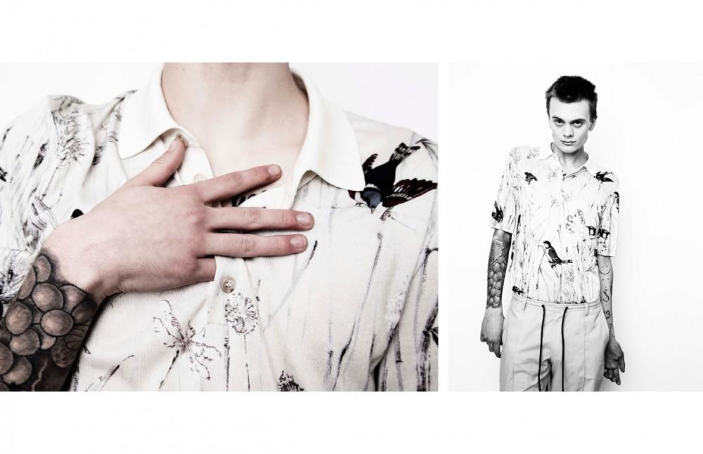 Shirt / Dolce and Gabbana Pants / Joop