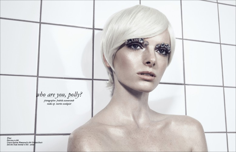 Dior Diorshow in 090 Crayon Eyeliner Waterproofin 094 Trinidad Black Diorskin Nude Shimmer in 002 Amber