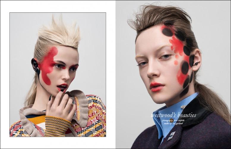 Photography / Bror Ivefeldt Make Up / Val Garland