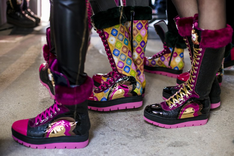 Manish Arora AW15 Backstage - YC (12)