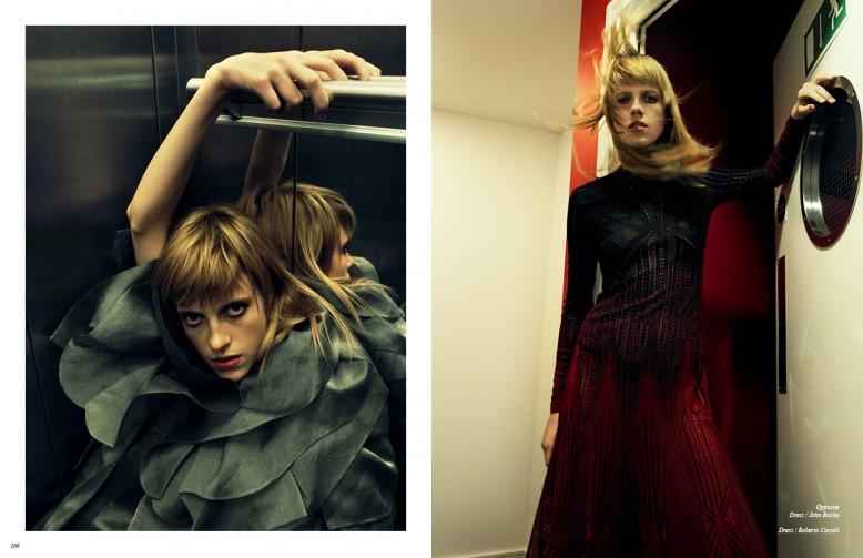 Dress / Roberto Cavalli Opposite Dress / John Rocha
