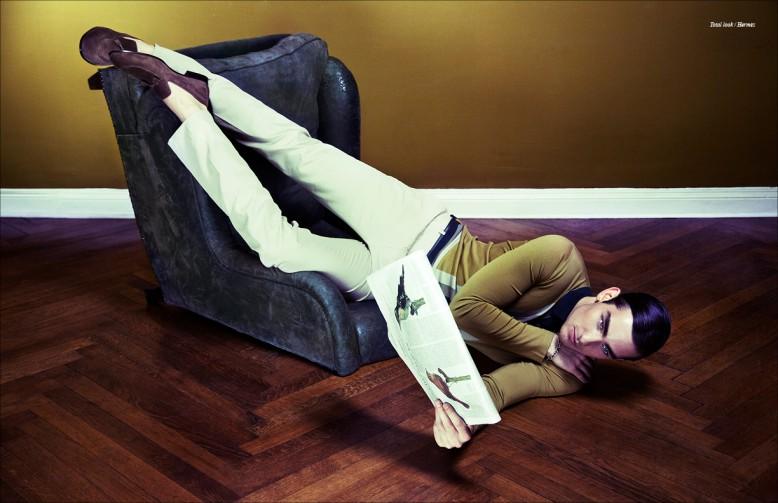 Total Look / Hermès