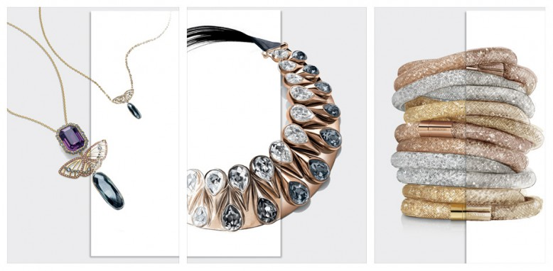 Swarovski Winter Garden Collection Autumn/Winter 2015