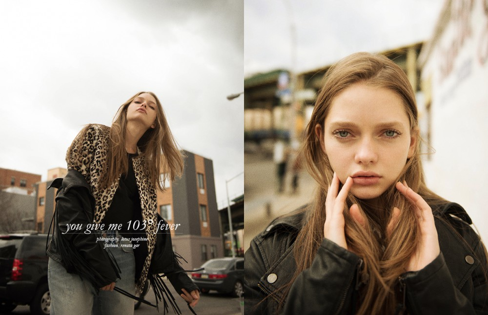 Jacket & jeans / Blank NYC Leopard jacket / Maje