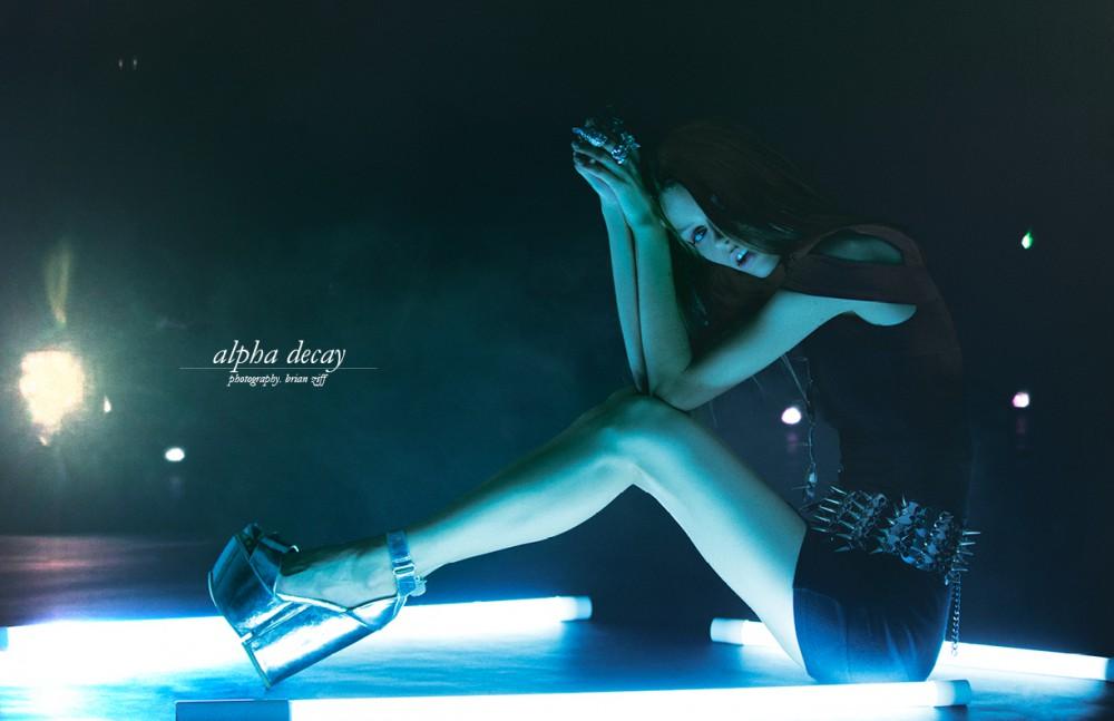 Dress / Dior Shoes / Jeffrey Campbell Armour / Vauje