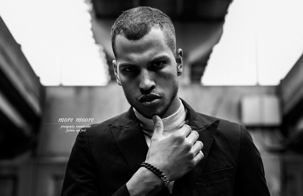 Suit / Carlos Campos Turtleneck / Patrik Ervell Bracelet / Lust Limited