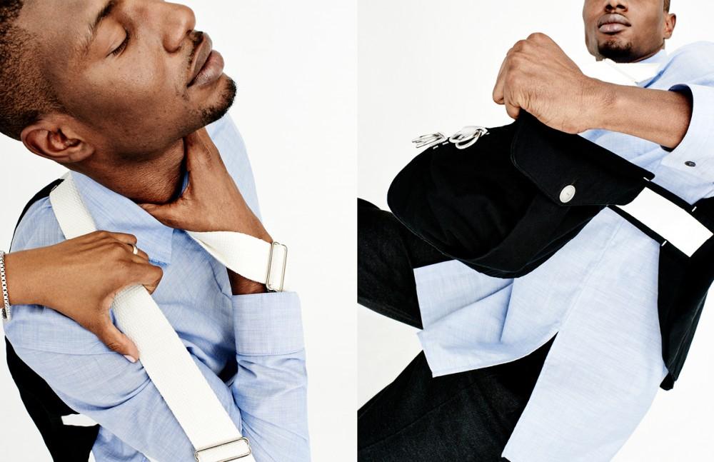 Vest / Fingers Crossed  Top / Rochambeau Trousers / Asymptote