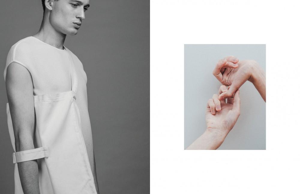 Top / COS Bag / Soon Yong Kim
