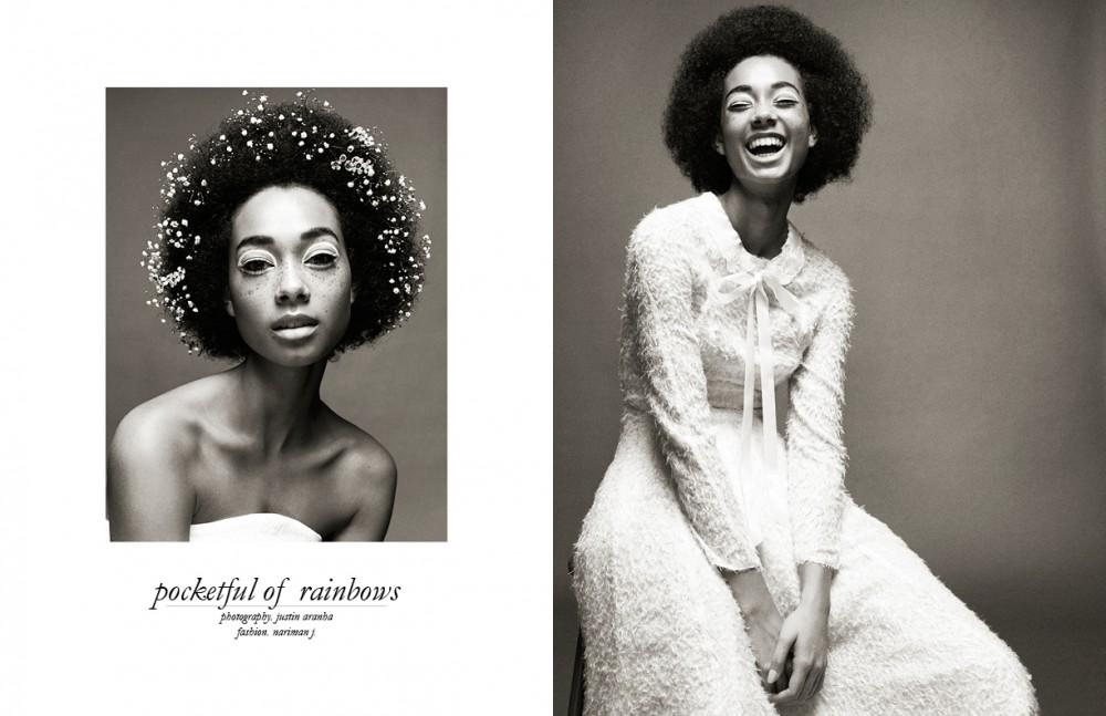 Romper / Zara Opposite Dress / Maison Margiela Collar / Stylist's own