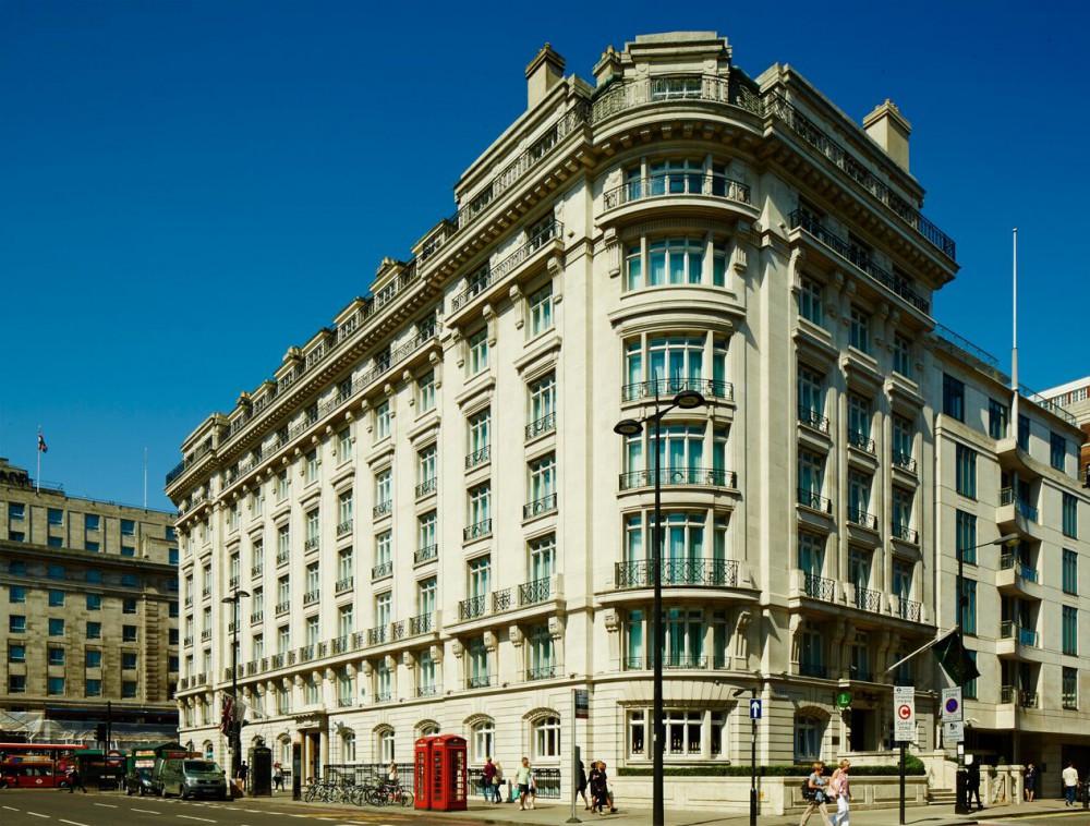The Marriott Hotel Part Lane