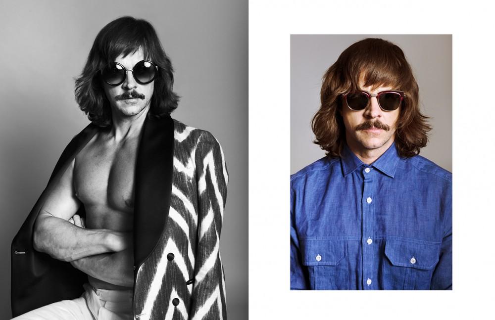 Tuxedo / Avellaneda Sunglasses / Marc Jacobs