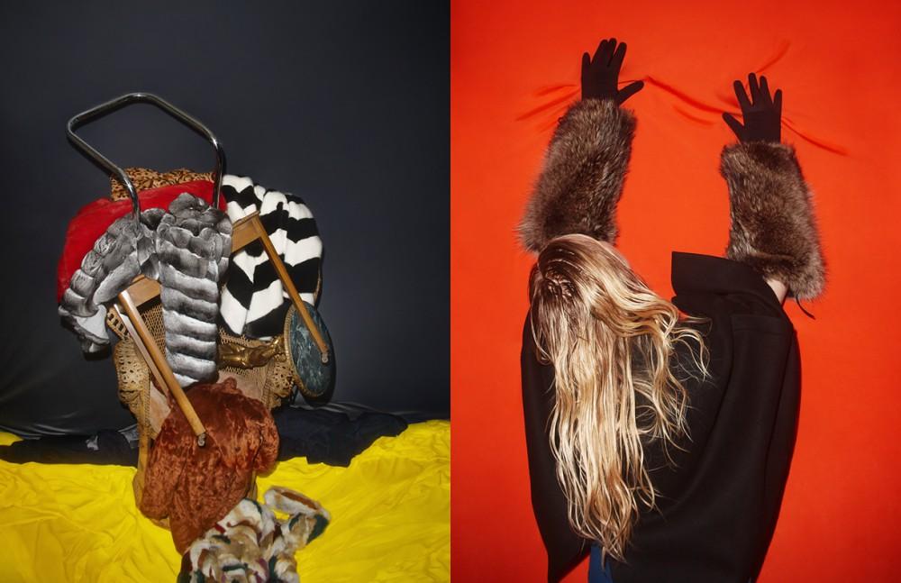 Leopard Print Fur / Matthew Williamson Red Fur / Natasha Zinko Black And White Fur / Philipp Plein Chincilla Fur / Milusha London Brown Faux Fur / Pinko Multicolour Fur / Just Cavalli