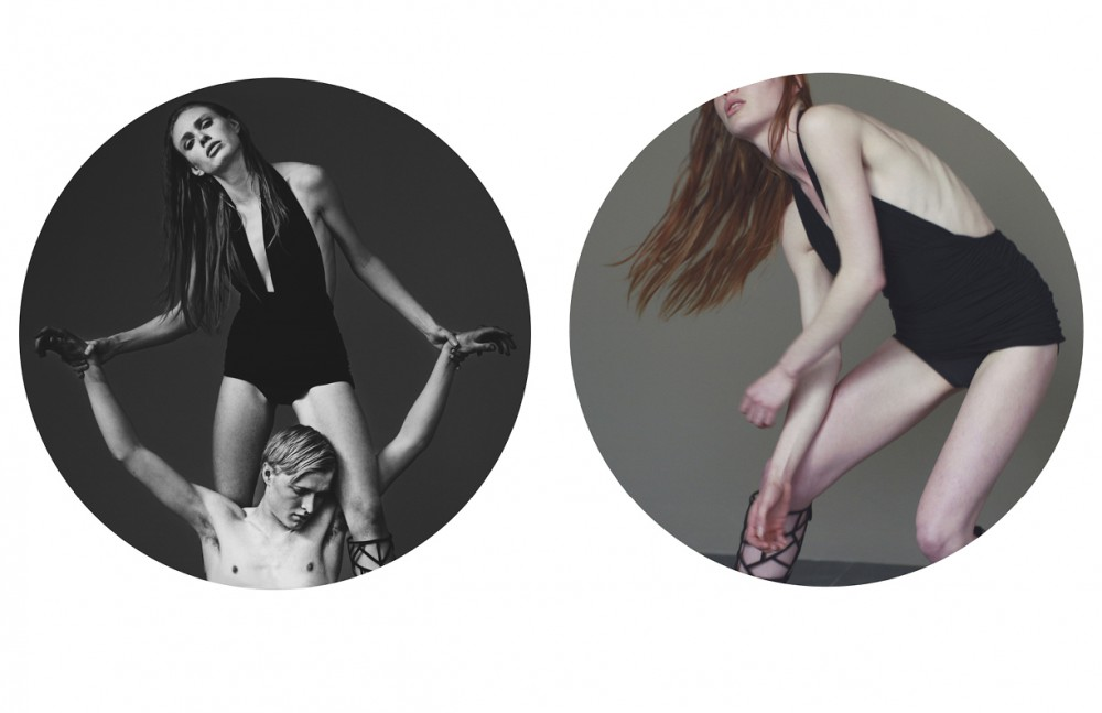 Swimwear / Norma Kamali Boots / Dsquared2 Opposite Swimwear / Norma Kamali Boots / Dsquared2