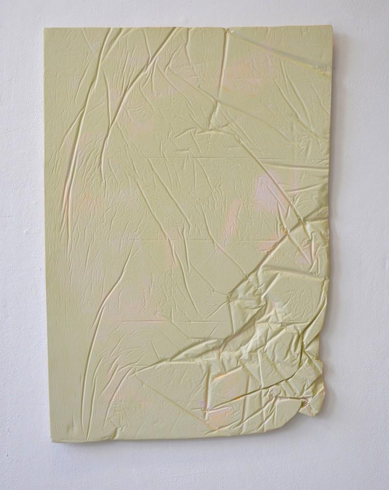 'PE12' Composite, Acrylic, Pigment, Scarlett Bowman