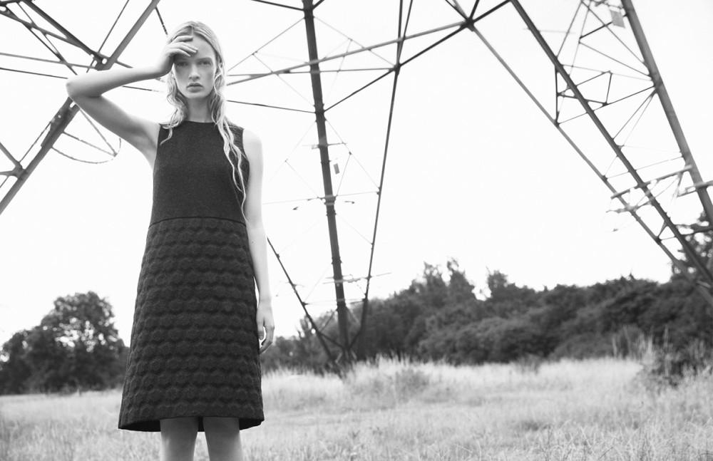 Wool Embellished Dress / Mary Katrantzou