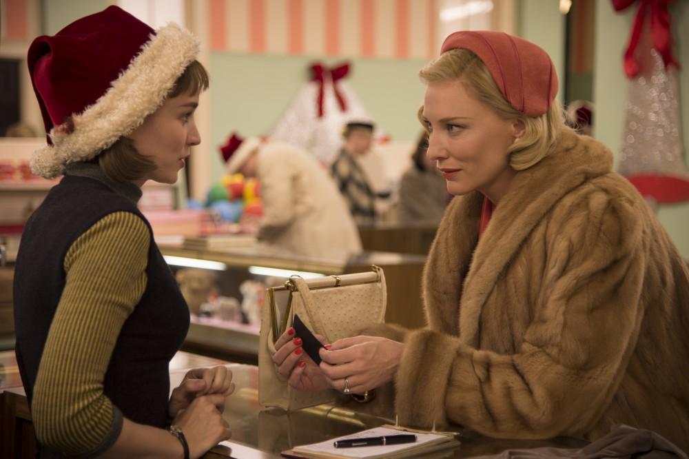 Carol Images Courtesy of BFI