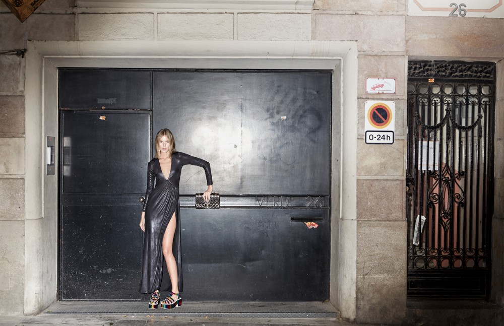 Eyewear / Mercura Dress / Assali Handbag / Chanel Shoes / YRU