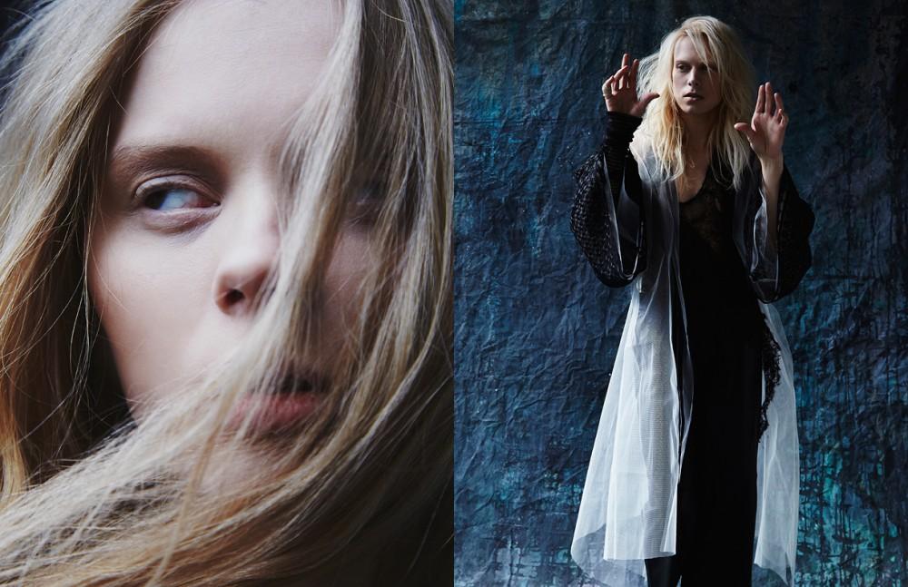 Jacket / Nina Hirvonen/Ninaco Shirt / gTie Trousers / Onar