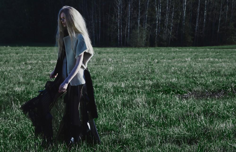 Dress / Nina Hirvonen/Ninaco Jacket / Onar Shoes / LUMI