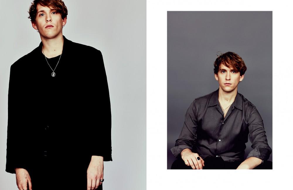Jacket / McQ Alexander McQueen Opposite Shirt / Sandro Jacket / McQ Alexander McQueen Jeans / Levi's