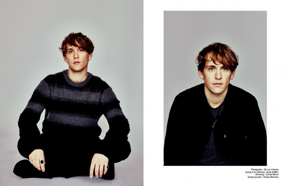 Jumper / McQ Alexander McQueen Jeans / Levis Opposite Jacket / Levi's