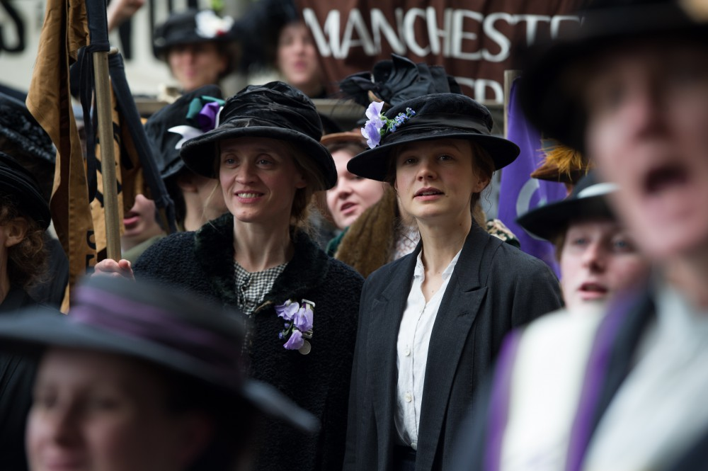 Suffragette Images Courtesy of BFI