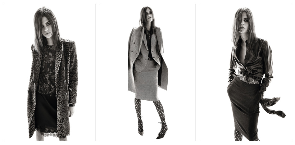 Uniqlo by Carine Roitfeld
