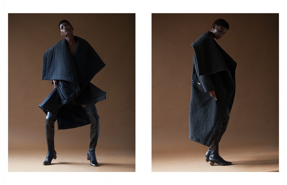 Coat / Tom Rebl Boots / Stephen Venezia