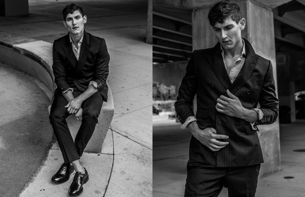 Suit & Shirt / Gucci