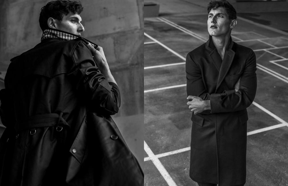 Trenchcoat / Aquascutum Opposite Jacket / Gucci