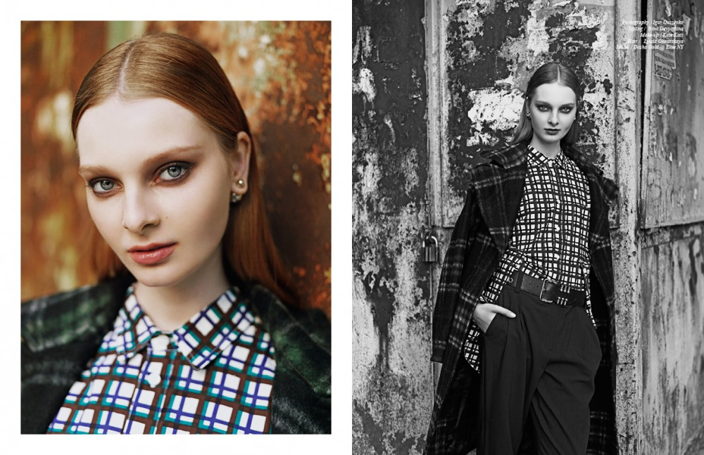 Coat / Name_Is Shirt / Marni Trousers / Armani Collezioni Belt / Versace