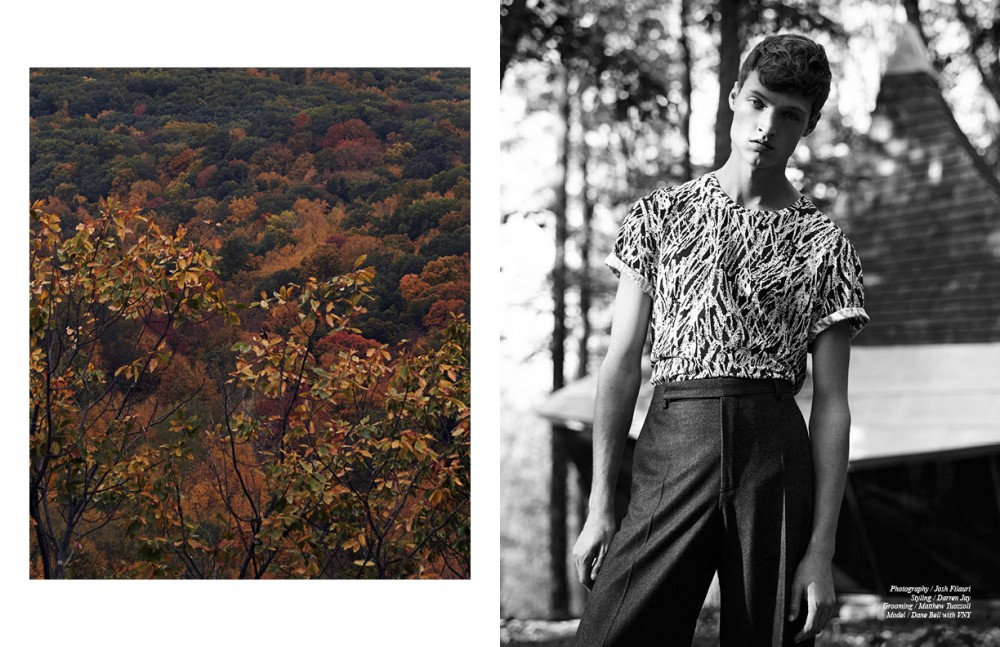 T Shirt / Sandro Trousers / Balenciaga