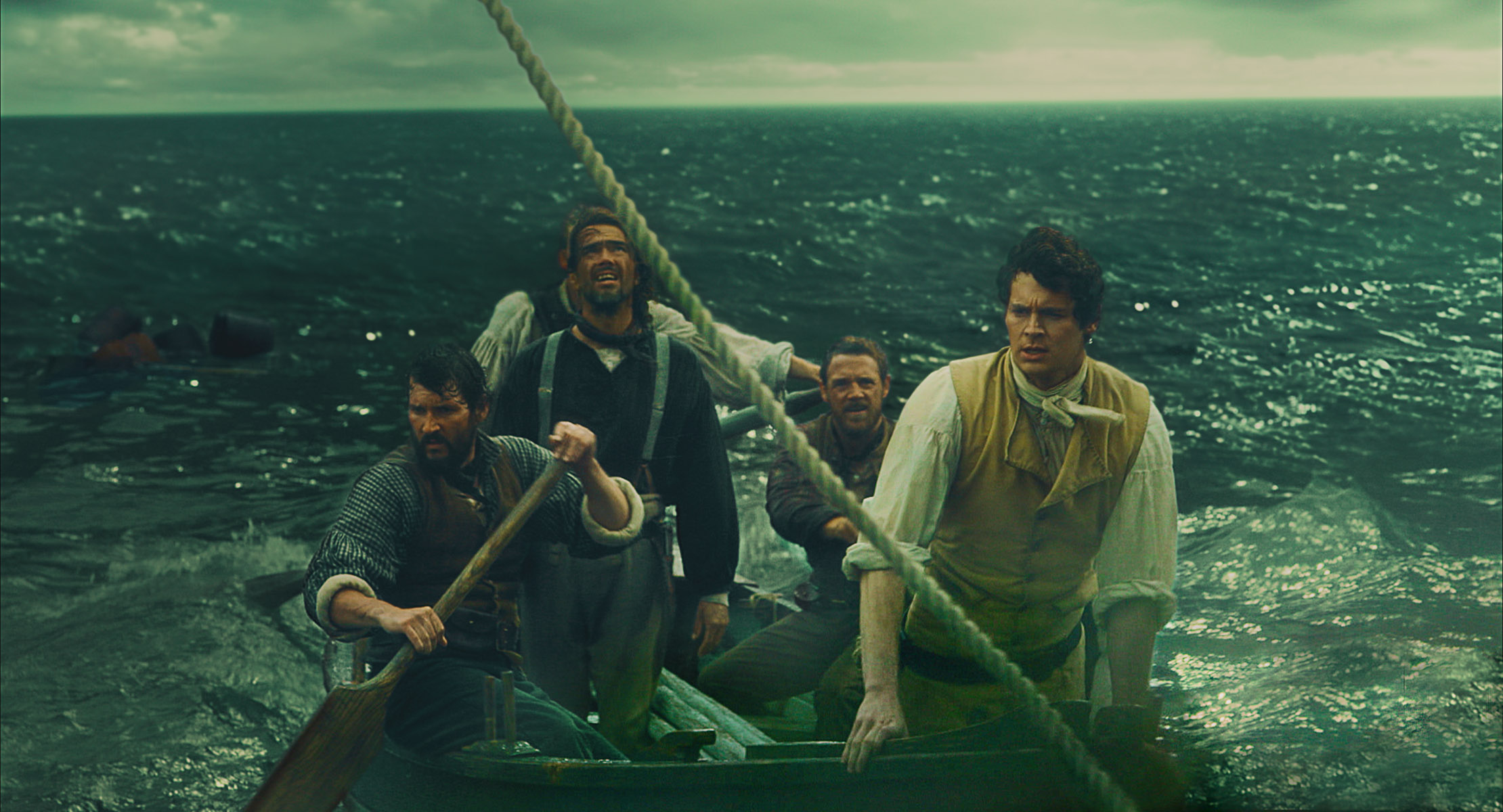 IN THE HEART OF THE SEA
