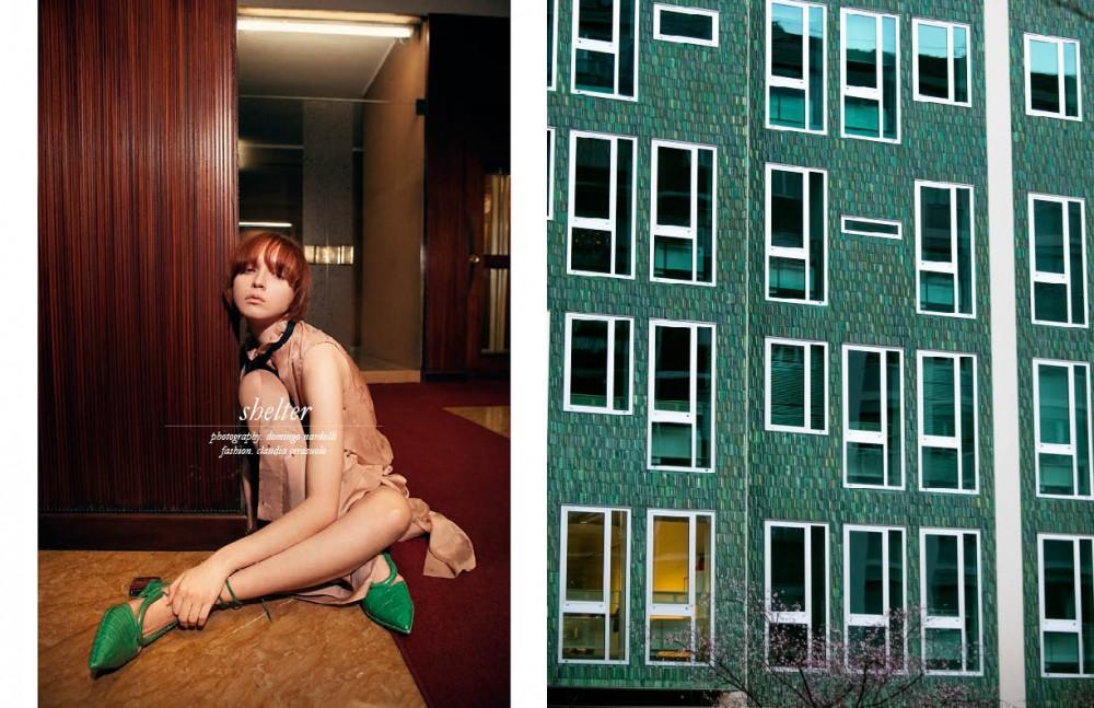 Dress / No.21 Shoes / Salvatore Ferragamo