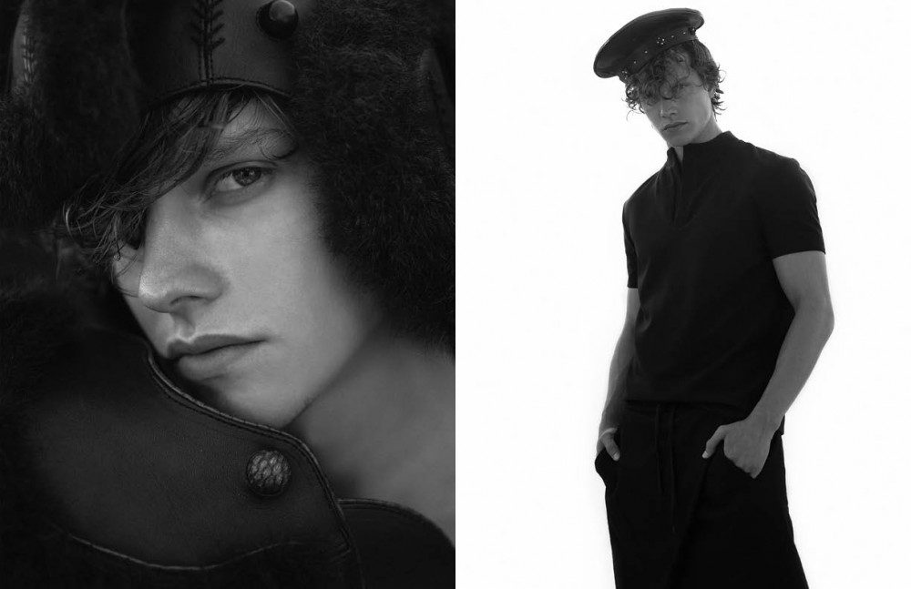 Hats / House of Malakai Opposite Shirt / Rad Hourani Trousers / D. Gnak Hat / House of Malakai