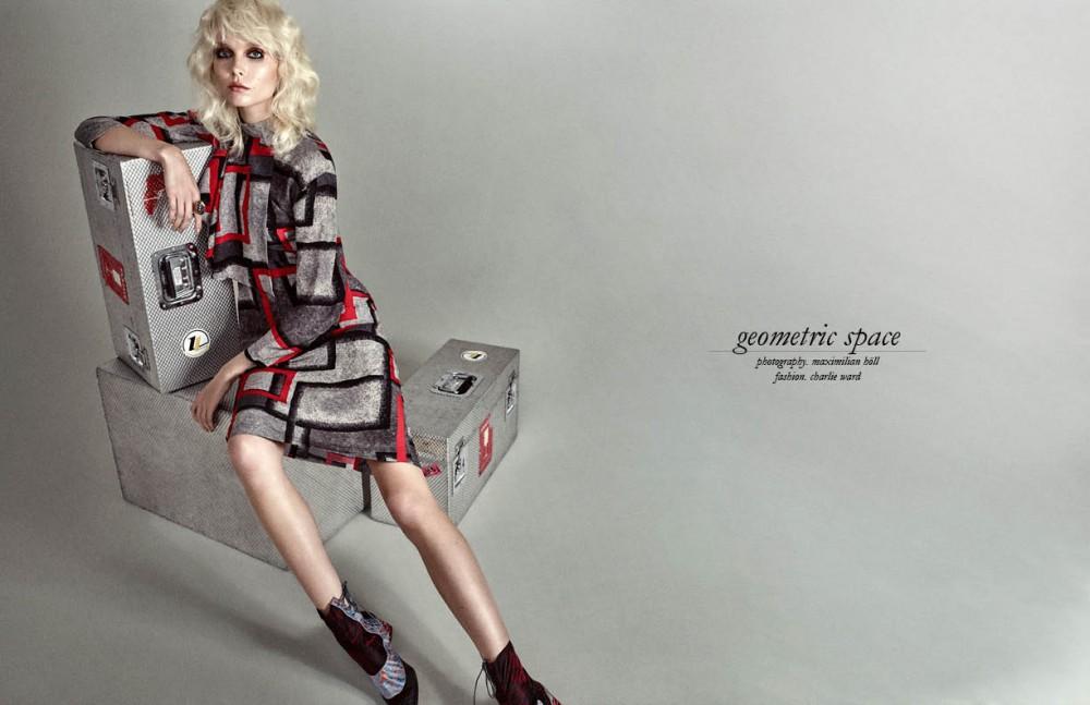 Dress / Loewe Ring / Pamela Love Boots / Christian Dior